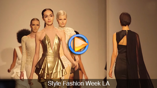 Style Fashion Week-LA