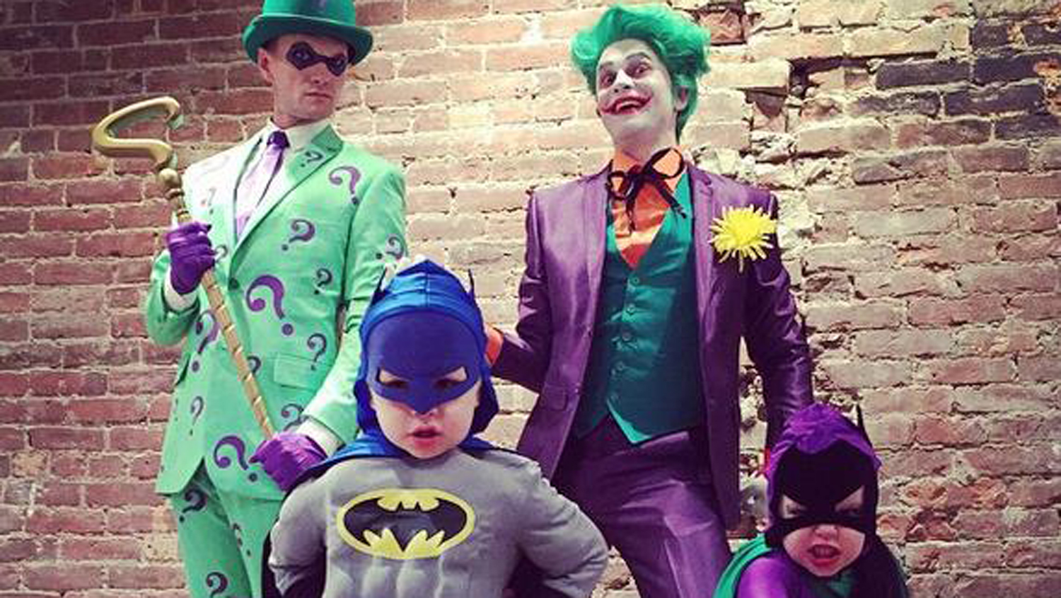 High Quality ... Best Celebrity Halloween Costumes Neil Patrick Harris ...