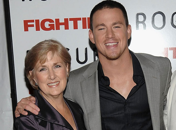 Channing Tatum Mother's Day