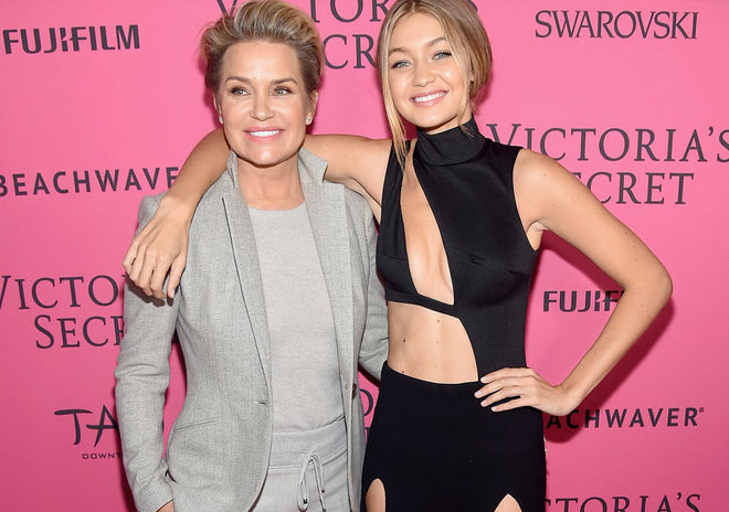 Gigi Hadid Mother's Day