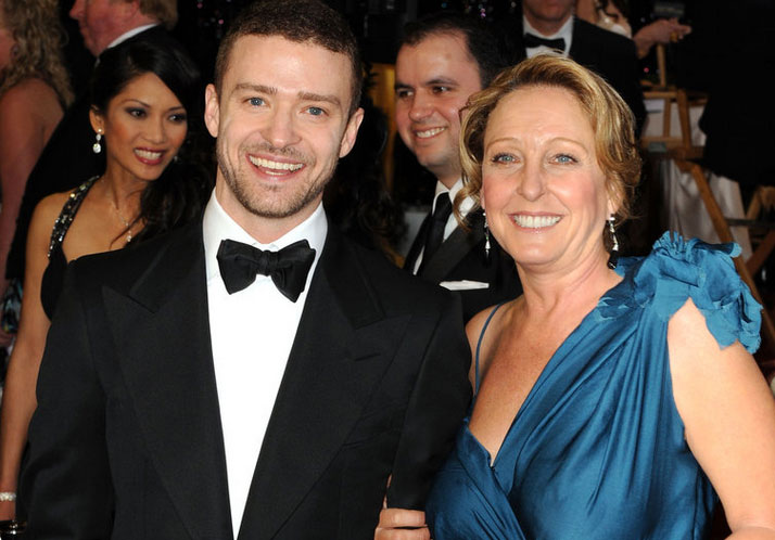Justin Timberlake Mother's Day