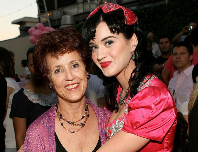 Katy Perry Mother's Day