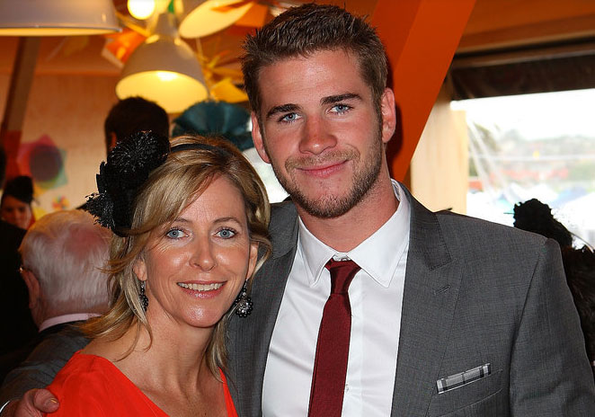 Liam Hemsworth Mother's Day