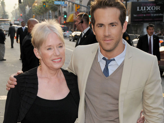 Ryan Reynolds Mother's Day