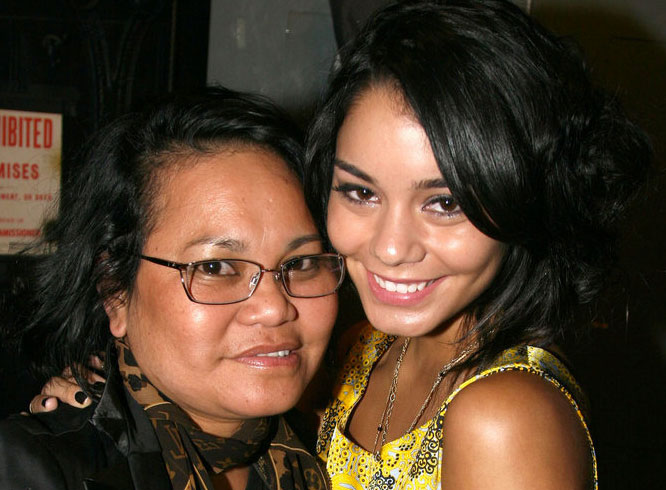 Vanessa Hudgens Mother's Day