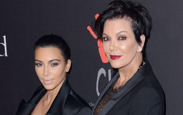 Celebrity Kids Kim Kardashian