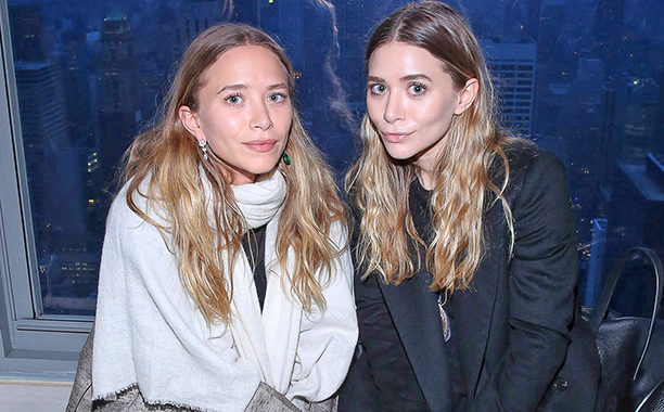 Mary-Kate and Ashley Olsen Sister's Day