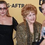 Billie Lourd Debbie Reynolds Carrie Fisher
