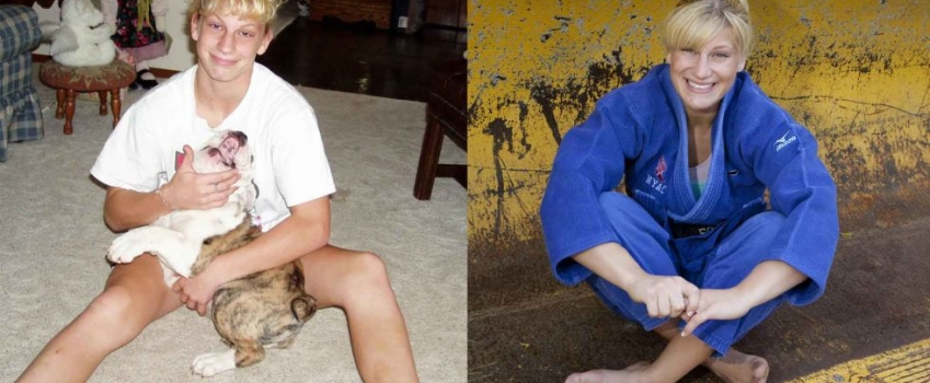 2016 Olympics: 10 Adorbs Childhood Photos of USA Olympians