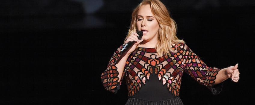 2017 Grammys: Watch Adele's 'Hello' Performance