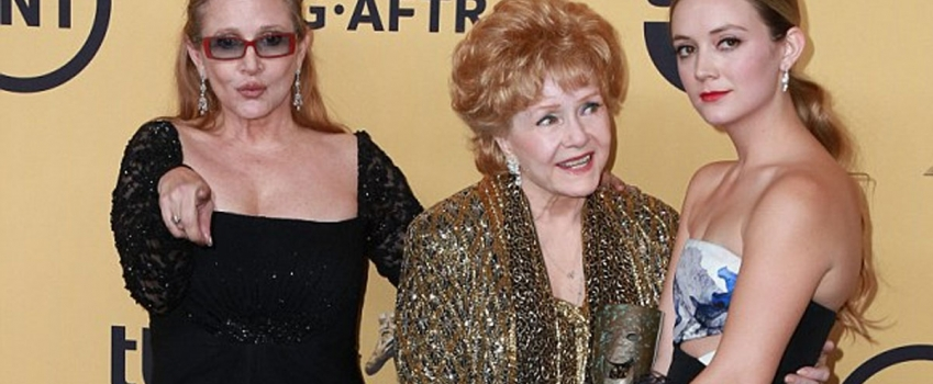 Billie Lourd Speaks Out About Carrie Fisher & Debbie Reynolds' Deaths