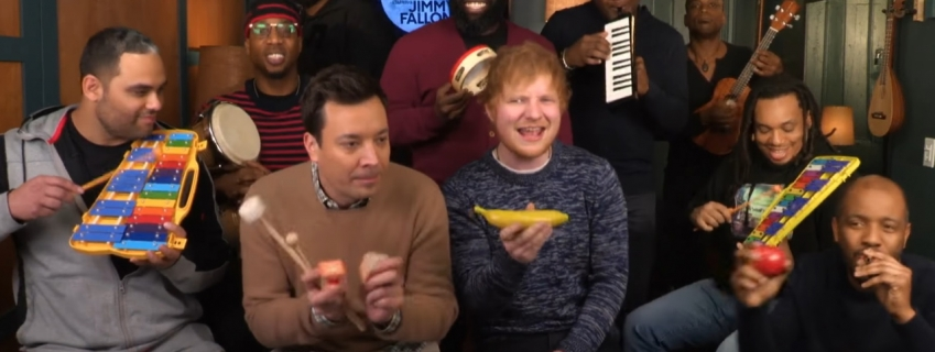 6 Best Jimmy Fallon Classroom Instruments Skits