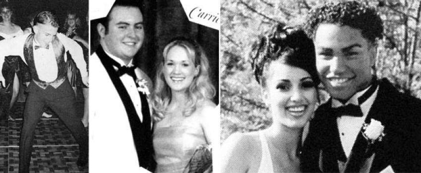 5 More Awkward Celebrity Prom Photos