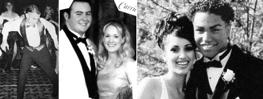 5 More Awkward Celebrity Prom Photos
