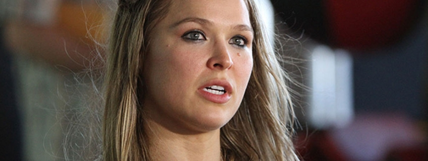 Ronda Rousey Delivers Inspiration on Instagram