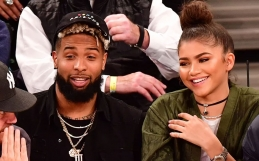 It Looks Like Zendaya and Odell Beckham Jr. Aren't Dating