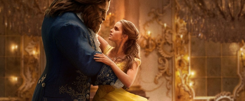 The Official Beauty and the Beast Trailer is Amazing