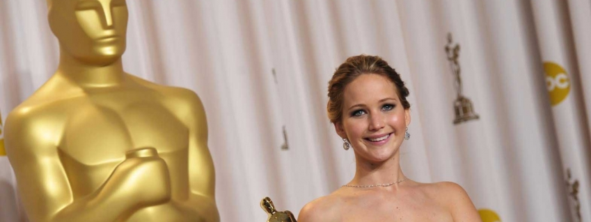 Jennifer Lawrence's Top Oscars Red Carpet Looks